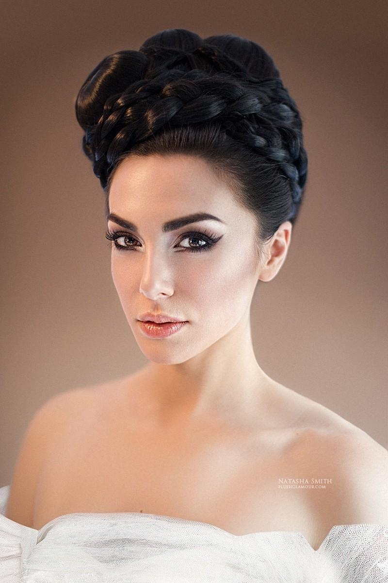 latina bridal makeup - photo#7